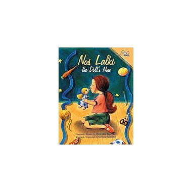 International Step by Step The Doll's Nose (Polish/English) Reading & Writing Workbook, Kindergarten - Grade 5 [eBook]