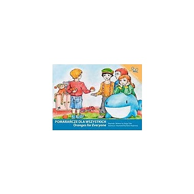 International Step by Step Oranges For Everybody (Polish/English) Reading & Writing Workbook, Kindergarten - Grade 5 [eBook]