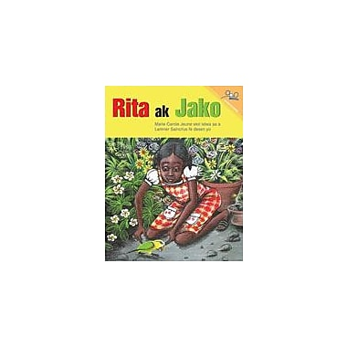 International Step by Step Rita and the Parrot (Haitian Creole) Reading & Writing Workbook, Kindergarten - Grade 5 [eBook]