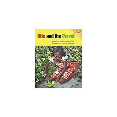International Step by Step Rita and the Parrot (English) Reading & Writing Workbook, Kindergarten - Grade 5 [eBook]