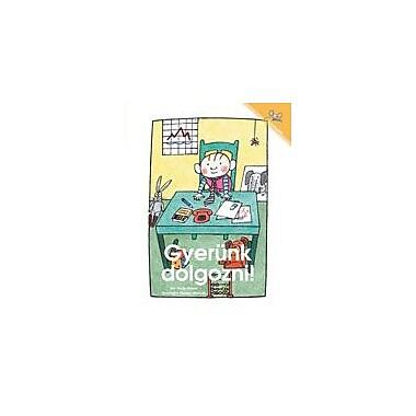 International Step by Step Let's Go to Work (Hungarian) Reading & Writing Workbook, Kindergarten - Grade 5 [eBook]