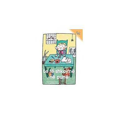 International Step by Step Let's Go to Work (Albanian) Reading & Writing Workbook, Kindergarten - Grade 5 [eBook]