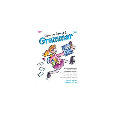 Kagan Publishing Cooperative Learning & Grammar Language Arts Workbook, Grade 3 - Grade 5 [eBook]