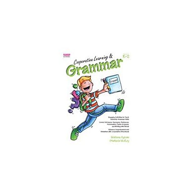 Kagan Publishing Cooperative Learning & Grammar Language Arts Workbook, Kindergarten - Grade 2 [eBook]