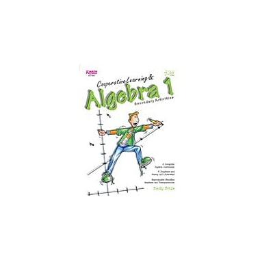 Kagan Publishing Cooperative Learning & Algebra Math Workbook, Grade 7 - Grade 12 [eBook]