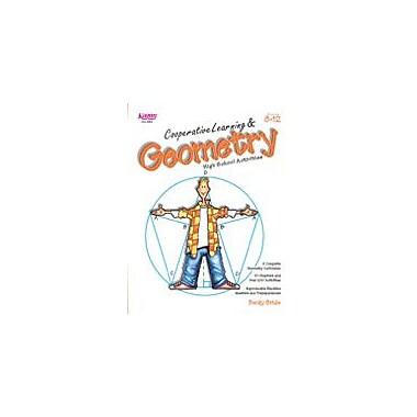 Kagan Publishing Cooperative Learning & High School Geometry Math Workbook, Grade 8 - Grade 12 [eBook]