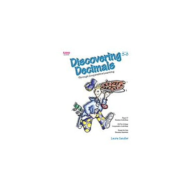 Kagan Publishing Discovering Decimals: Through Cooperative Learning Math Workbook, Grade 3 - Grade 8 [eBook]