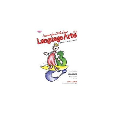 Kagan Publishing Lessons For Little Ones: Language Arts Language Arts Workbook, Kindergarten - Grade 2 [eBook]