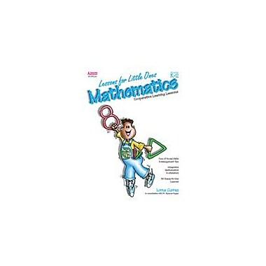 Kagan Publishing Lessons For Little Ones: Mathematics Math Workbook, Kindergarten - Grade 2 [eBook]