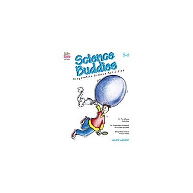 Kagan Publishing Science Buddies Science Workbook, Grade 3 - Grade 8 [eBook]