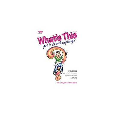 Kagan Publishing What's This Got to Do With Anything? Business Workbook, Kindergarten - Grade 12 [eBook]