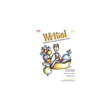 Kagan Publishing Write! Cooperative Learning & the Writing Process Language Arts Workbook, Grade 3 - Grade 9 [eBook]
