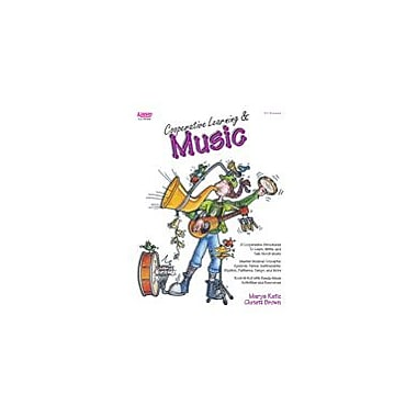 Kagan Publishing Cooperative Learning & Music Art & Music Workbook, Kindergarten - Grade 12 [eBook]