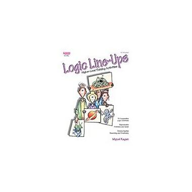 Kagan Publishing Logic Line-Ups Problem Solving Workbook, Kindergarten - Grade 12 [eBook]