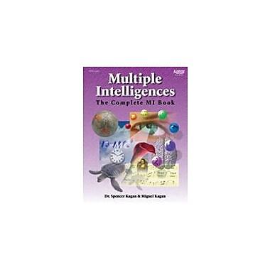 Kagan Publishing Multiple Intelligences: the Complete Mi Book Problem Solving Workbook, Kindergarten - Grade 12 [eBook]