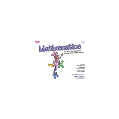 Kagan Publishing Reaching the Standards: Mathematics Problem Solving Workbook, Kindergarten - Grade 8 [eBook]