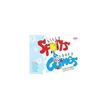 Kagan Publishing Silly Sports & Goofy Games Physical Education Workbook, Kindergarten - Grade 12 [eBook]