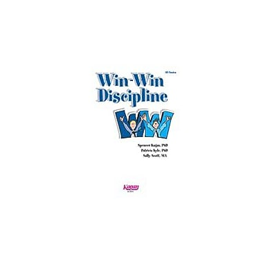 Kagan Publishing Win-Win Discipline Problem Solving Workbook, Kindergarten - Grade 12 [eBook]