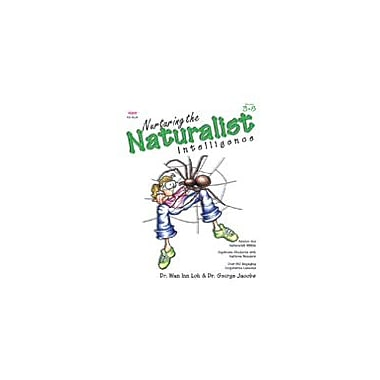 Kagan Publishing Nurturing the Naturalist Intelligence Science Workbook, Grade 3 - Grade 8 [eBook]