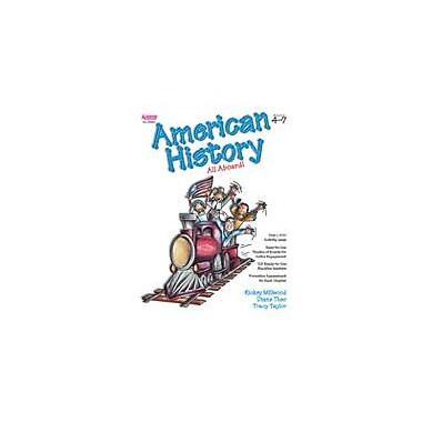 Kagan Publishing American History: All Aboard Social Studies Workbook, Grade 4 - Grade 7 [eBook]