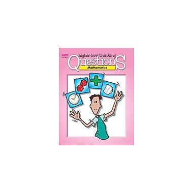 Kagan Publishing Question Book: Mathematics Problem Solving Workbook, Grade 3 - Grade 6 [eBook]