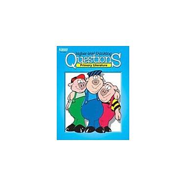 Kagan Publishing Question Book: Primary Literature Problem Solving Workbook, Kindergarten - Grade 3 [eBook]