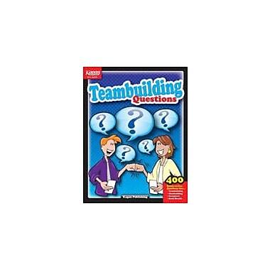 Kagan Publishing Teambuilding Questions Problem Solving Workbook, Kindergarten - Grade 12 [eBook]