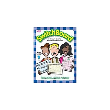 Kagan Publishing Switchboard Book: A Treasure Chest of Reproducible Templates Workbook, Kindergarten - Grade 12 [eBook]