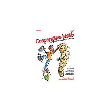 Kagan Publishing Cooperative Mathematics Math Workbook, Grade 3 - Grade 5 [eBook]