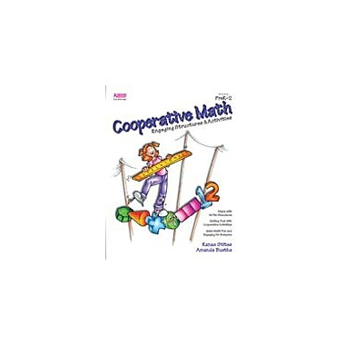 Kagan Publishing Cooperative Math Math Workbook, Kindergarten - Grade 2 [eBook]