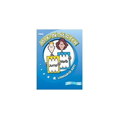 Kagan Publishing Mix-N-Match Language Arts Language Arts Workbook, Grade 3 - Grade 6 [eBook]