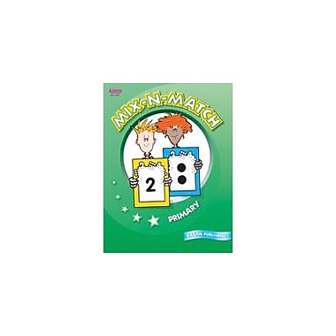 Kagan Publishing Mix-N-Match Primary History Workbook, Kindergarten - Grade 3 [eBook]