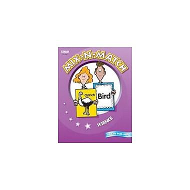 Kagan Publishing Mix-N-Match Science Science Workbook, Grade 3 - Grade 8 [eBook]