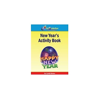 Knowledge Box Central New Year's Activity Book Social Studies Workbook, Grade 1 - Grade 8 [eBook]