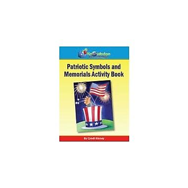 Knowledge Box Central Patriotic Symbols and Memorials Activity Book History Workbook, Preschool - Grade 8 [eBook]