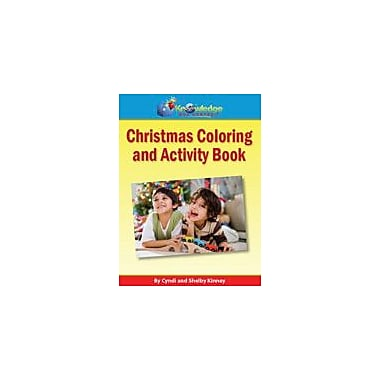 Knowledge Box Central Christmas Coloring and Activity Book Social Studies Workbook, Preschool - Grade 5 [eBook]