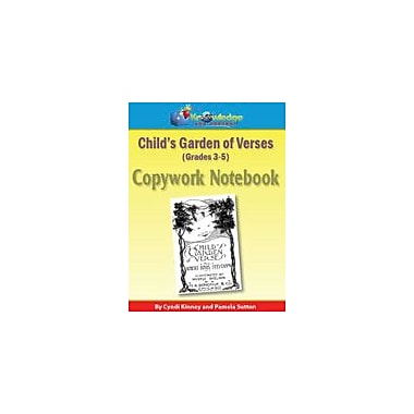 Knowledge Box Central Child's Garden of Verses Copywork Notebook History Workbook, Grade 1 - Grade 3 [eBook]