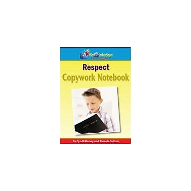 Knowledge Box Central Copywork For Character Building: Respect Other Workbook, Preschool - Grade 8 [eBook]