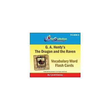 Knowledge Box Central Henty's Historical Novel: the Dragon and the Raven Vocabulary Flash Cards Workbook [eBook]