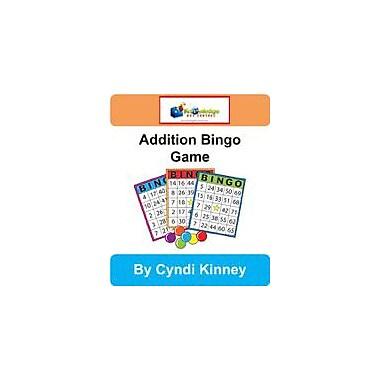 Knowledge Box Central Addition Bingo Game Math Workbook, Kindergarten - Grade 2 [eBook]