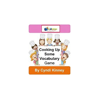 Knowledge Box Central Cooking Up Some Vocabulary Game Puzzles Workbook, Grade 1 - Grade 5 [eBook]