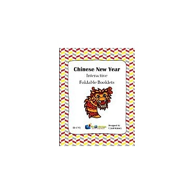 Knowledge Box Central Chinese New Year Interactive Foldable Booklets History Workbook, Kindergarten - Grade 6 [eBook]