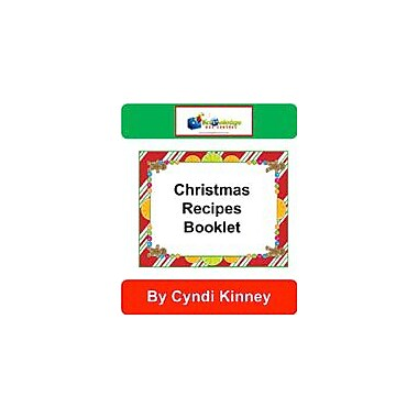 Knowledge Box Central Christmas Recipes Booklet History Workbook, Kindergarten - Grade 6 [eBook]