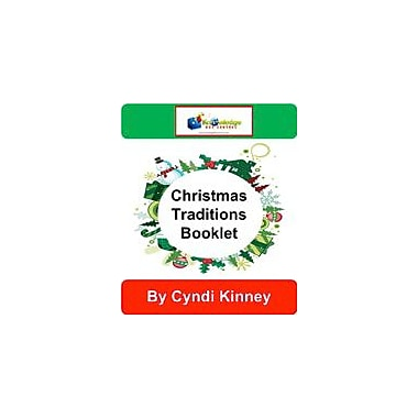 Knowledge Box Central Christmas Traditions Booklet History Workbook, Kindergarten - Grade 6 [eBook]