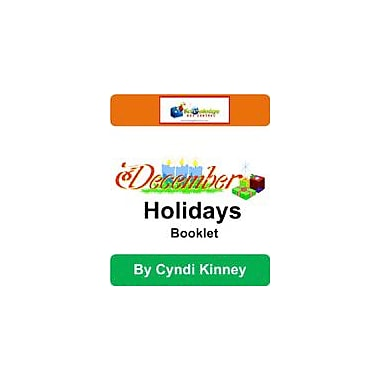 Knowledge Box Central December Holidays Booklet History Workbook, Kindergarten - Grade 6 [eBook]