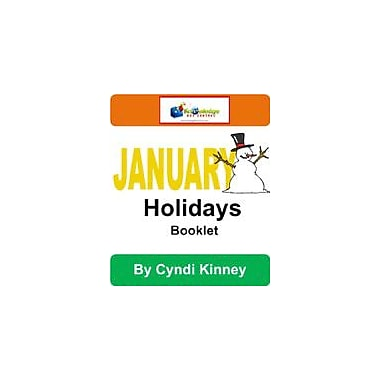 Knowledge Box Central January Holidays Booklet History Workbook, Kindergarten - Grade 6 [eBook]