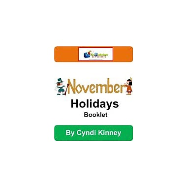 Knowledge Box Central November Holidays Booklet History Workbook, Kindergarten - Grade 6 [eBook]