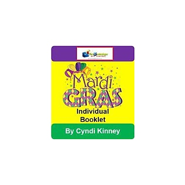 Knowledge Box Central Mardi Gras Individual Booklet History Workbook, Kindergarten - Grade 6 [eBook]