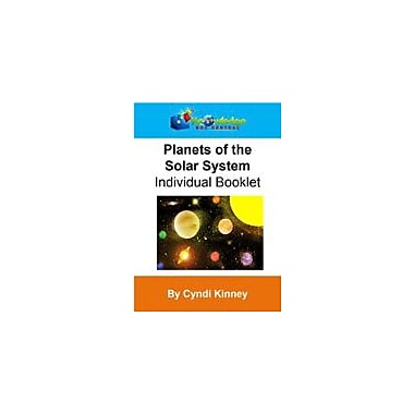 Knowledge Box Central Planets of the Solar System Individual Booklet Science Workbook, Kindergarten - Grade 6 [eBook]
