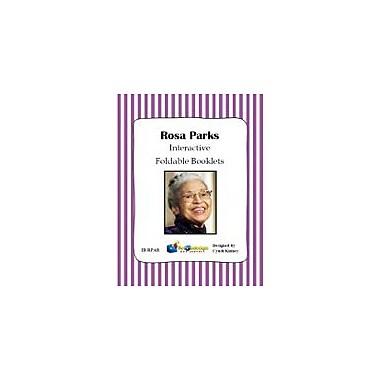 Knowledge Box Central Rosa Parks Interactive Foldable Booklet History Workbook, Kindergarten - Grade 6 [eBook]